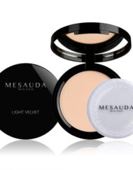 Mesauda Milano Light Velvet Compact Powder 9g 185101 Naturelle