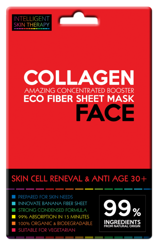 Beautyface Intelligent Skin Therapy Maskers Home Spa Vegan Collageen