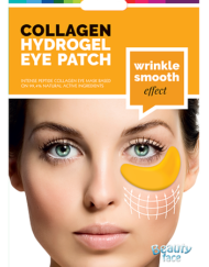 Beautyface Intelligent Skin Therapy Collagen Hydrogel Eye Patch Donkere Kringen & Gezwollen Huid Verzachtend Oogmasker