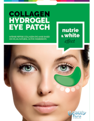 Intelligent Skin Therapy Collagen Hydrogel Eye Patch Komkommer Extract