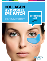 Beautyface Intelligent Skin Therapy Collagen Hydrogel Eye Patch Sensitieve Huid Zeealgenextract