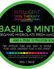 Beautyface Basil & Mint Organic Hydrolats Fresh Mask