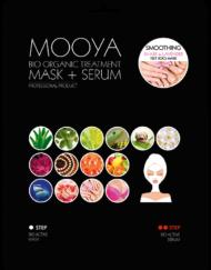 BeautyFace MOOYA Bio Organic Intensief Exfoliërend en Voedend Voetenmasker