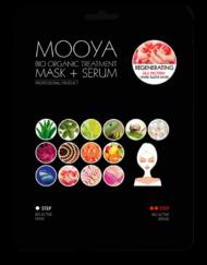 BeautyFace MOOYA Bio Organic Verzachtend Handmasker met Zijdeproteïnen